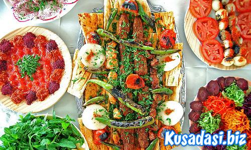 Food safari turkish